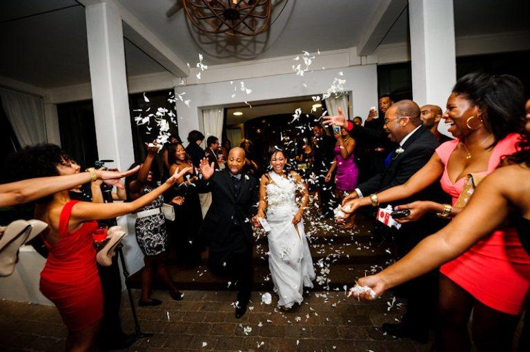 Wedding at Proximity Hotel Greensboro