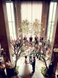 Grand Greensboro Wedding