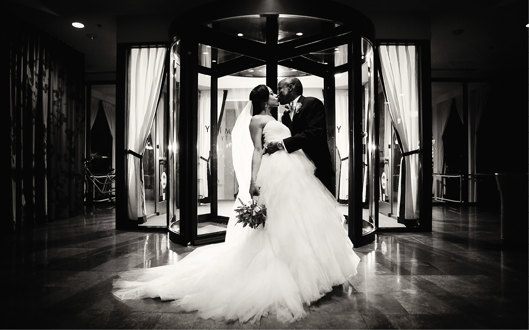 Wedding at Proximity Hotel in Greensboro, NC